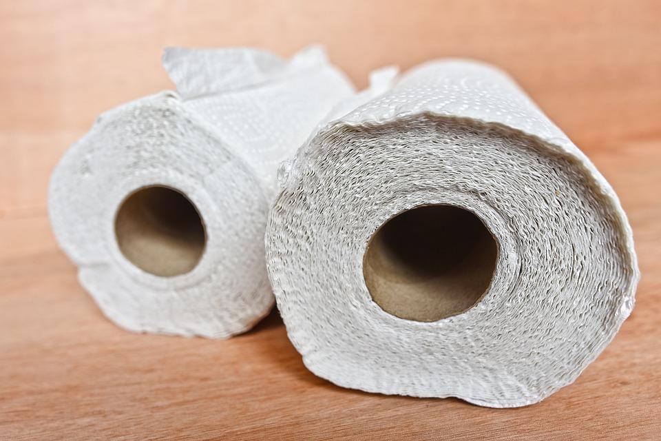 Par quoi remplacer le papier essuie-tout ou sopalin?